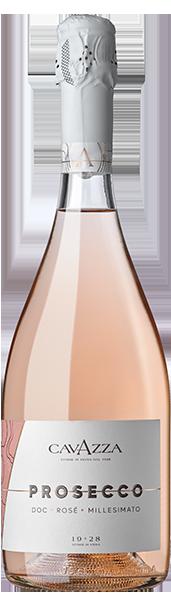 PROSECCO ROSÉ DOC Extra Dry Millesimato Cavazza